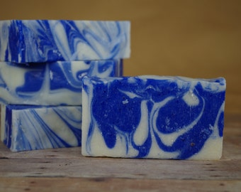 Crisp Cotton, All Natural, Cold Process Soap