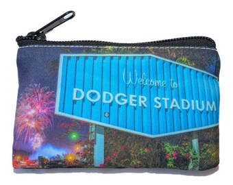 Welcome to Dodger Stadium Coin Purse