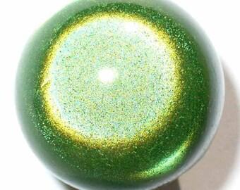 10 pearls 10mm Green magic, MAG10V 3D effect
