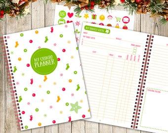My Crimbo Planner (Christmas organiser)
