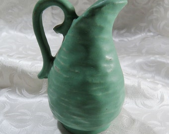 sale...Little GREEN Pitcher