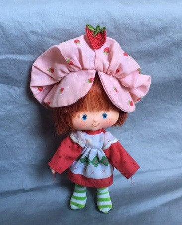Strawberry Shortcake Doll Vintage