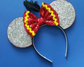 Dumbo Mouse Ears || Dumbo  Mouse Ears || Dumbo Mouse Ears Headband |
