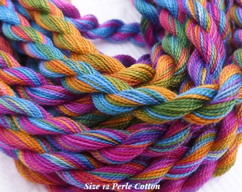 Perle Cotton Size 12 #44