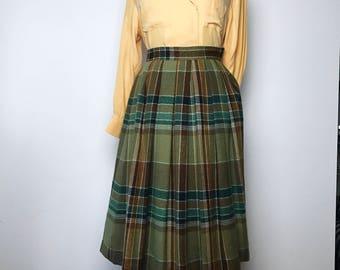 70s Vintage Henri Bendel Silk Yellow Blouse Wide Collar Lapels Blouse Dress Shirt Retro Disco Hippie Boho Gypsy Designer Size 6 Designer