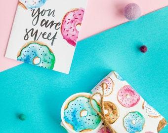 Sweet Donut Gift Pack