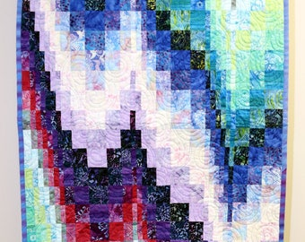 Bargello Table Runner or Wall Hanging