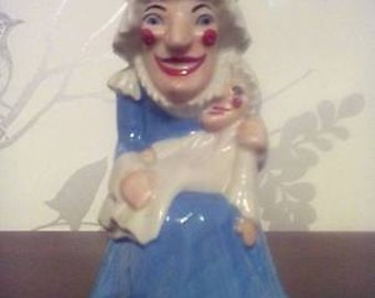 Vintage Blue Judy with Baby - Limited Edition