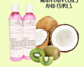 Coconut Kiwi Co-Wash