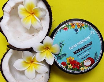 Vanilla Whipped Body Butter / Body Lotion / Whipped lotion / Natural Body Butter / Hand cream