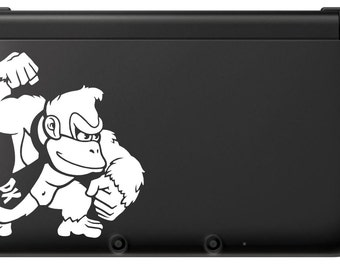 Donkey Kong Smash Bros. Decal