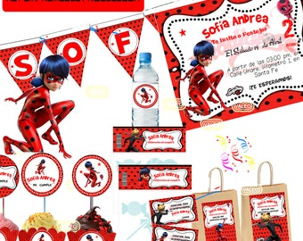 Print ladybug milagrosa Candy bar