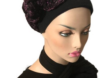 Coverlee headband  wrap