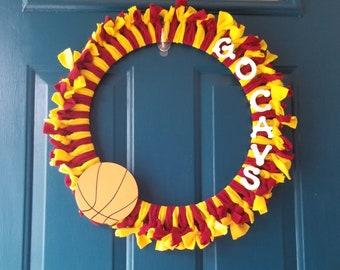 Sports Wreath