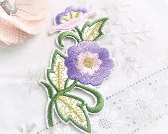applied flower applied embroidery fusible embroidery patch embroidery