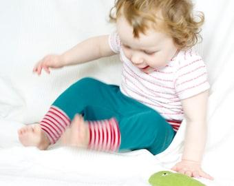 Organic baby jersey pants, jersey pants harem style, toddler harem pants, baby boy aladdin pants, slouchy pants