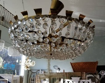 Amazing European Crystal Chandelier
