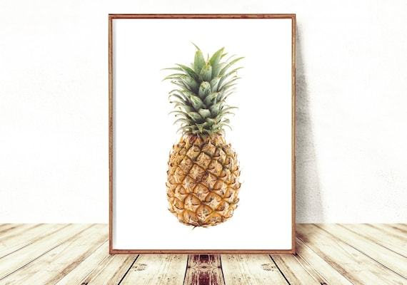Charmant Pineapple Decor Printable Pineapple Kitchen Decor Pineapple