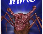 The Thing 1982 Spider Hea...