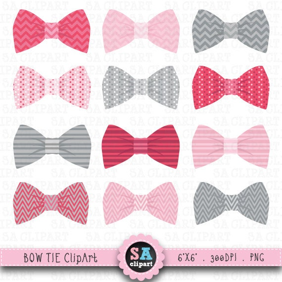 Items similar to bow tie clipart bow tie clip art packbaby pink items similar to bow tie clipart bow tie clip art packbaby pink bow tiegirly pink grey baby bow chevronstripespolka dots instant download hdc001 on voltagebd Choice Image