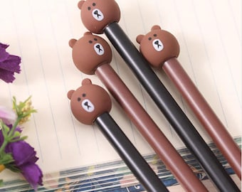Pen cute bears!