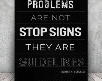 Inspirational Poster -Guidelines