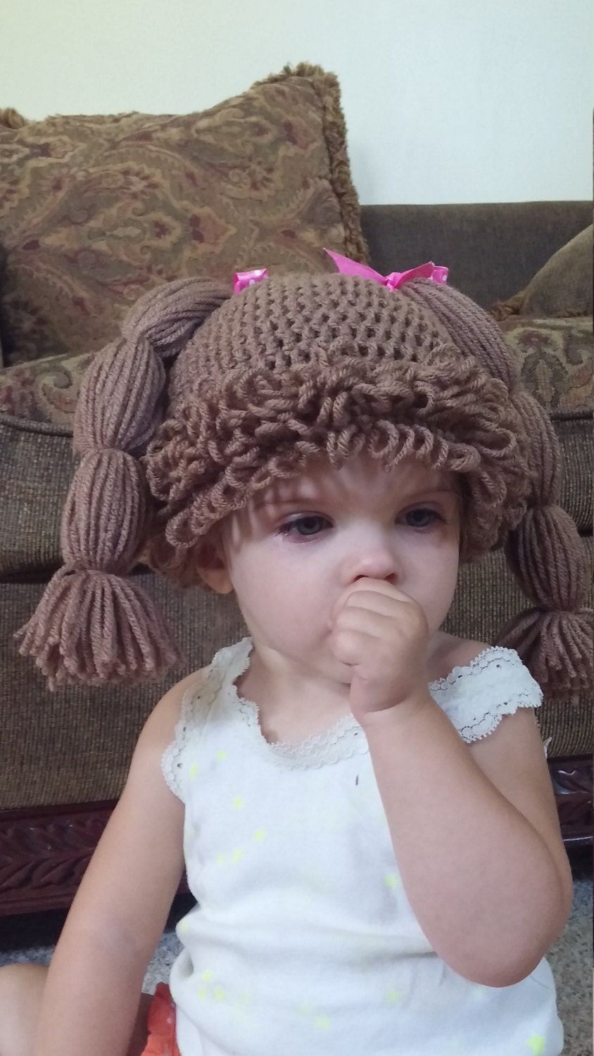 Attractive Cabbage Patch Hat Crochet Pattern Collection - Sewing ...