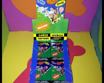 Nickelodeon Trading Cards