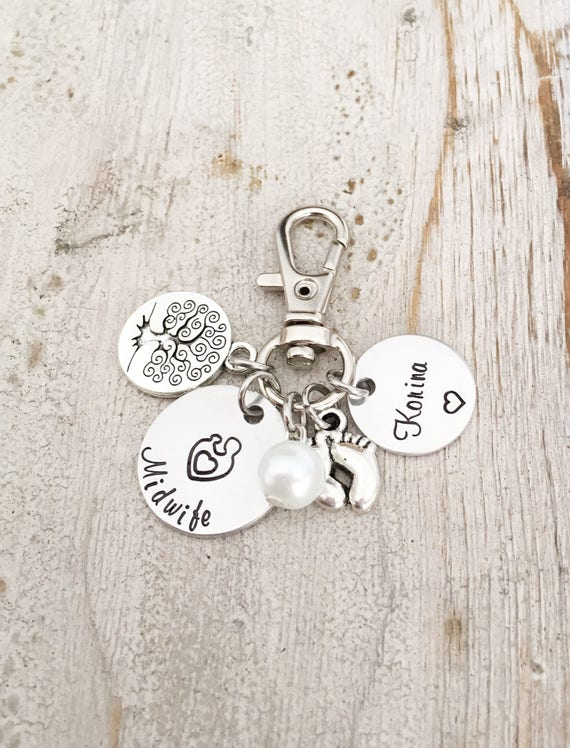 Midwife Gift Midwife Jewelry Midwifery Nurse Gift for