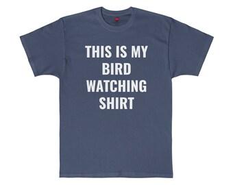 This Is My Bird Watching Shirt