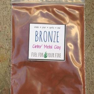 bronze metal clay class pack for metal clay teachers
