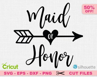 Maid of honor SVG, Bride tribe cut file, Bride svg, Bachelorette SVG, Wedding SVG, Bachelorette party Svg, Bridesmaids Svg, Hen do svg,
