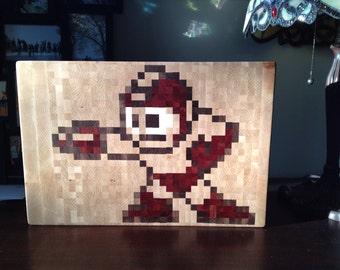 8-bit Cutting Board