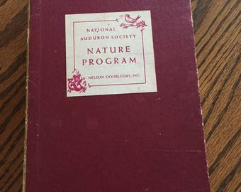 1955 National Audubon Society Nature Program Boxed Set