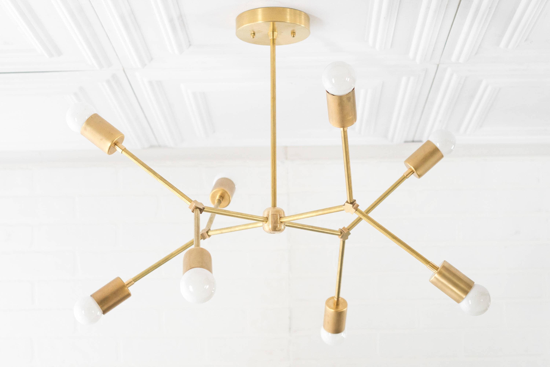 Geometric lamp modern brass chandelier ceiling fixture description geometric lamp modern brass chandelier ceiling arubaitofo Image collections