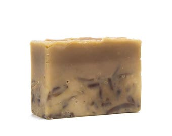 Nougat - Handmade Scented Natural Shea Butter Soap - 195g