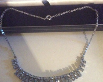 Stunning Vintage Necklace With Stunning Stones