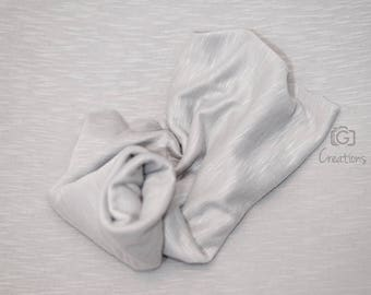 Newborn Wrap Light Grey, Newborn Photography Props