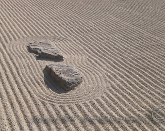 Tranquility, Stone, Gravel, Rock, Japanese Rock Garden, Rock Garden, Japanese, Garden