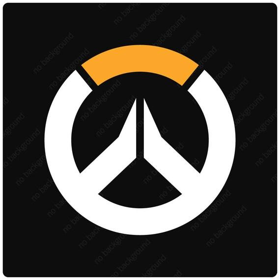 Overwatch Logo Decal Sticker 2 Color Window Car Bumper