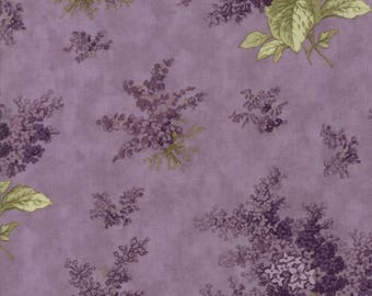 Lilac Ridge Lilac Floral designed by Jan Patek Quilts for Moda Fabrics, 100% Premium Cotton by the Yard