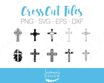 Celtic Cross SVG, Cross SVG, Cross Bundle SVG, Cross Dxf, Cross Clipart, Religious Svg, Christian Svg, Jesus Svg, Church Svg, Cricut Svg Svg