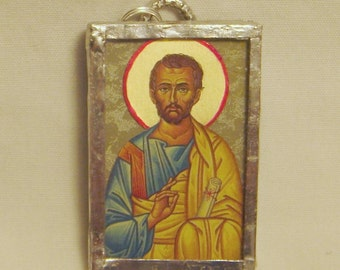 St Barnabas Pendant The Apostle inv1669