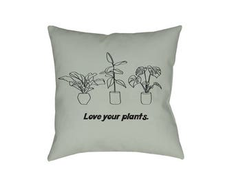 Cover • Love your plants