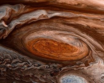 Red Spot of Jupiter