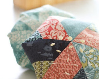 """Pattern """"Biscuit Pincushion"""" by Jaybird Quilts JBQ114 Paper Pattern"""
