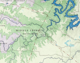 Note cards—Central Texas Water Resources
