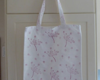 Seed Head Shopping Bag