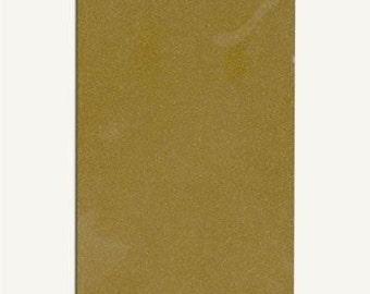 Gold Glitter Sheet by 7 Gypsies 4x6