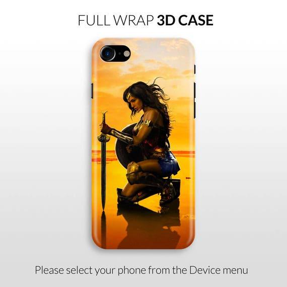 coque iphone 8 plus wonder woman